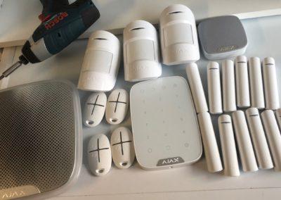 Kit sans fils Ajax systems