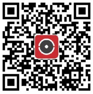 QR code Iphone  hikconnect hikvision
